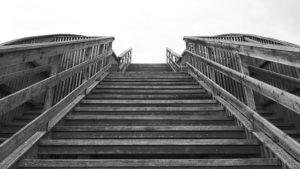 階段の写真